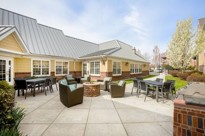 Terrace/Patio | Residence Inn Spokane E Valley