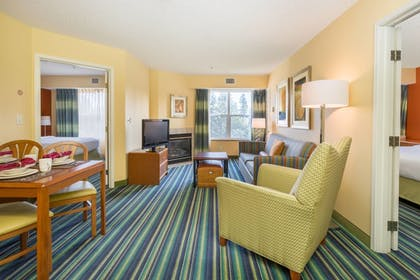 Guestroom | Residence Inn Spokane E Valley