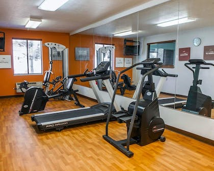 Fitness Facility | Comfort Suites NE Indianapolis Fishers