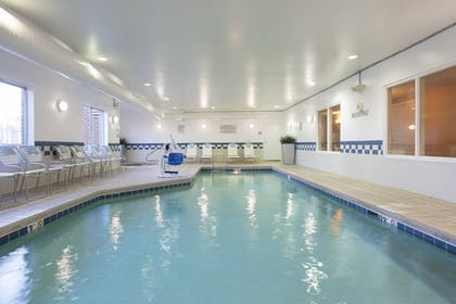 Pool | Fairfield Inn & Suites Columbus East