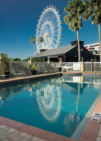 Outdoor Pool | Fairfield Inn & Suites Orlando Int'l Drive/Convention Center