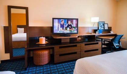 In-Room Amenity   Fairfield Inn & Suites Orlando Int'l Drive/Convention Center