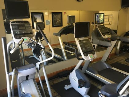 Fitness Facility   Holiday Inn Express & Suites Albermarle