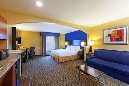 Guestroom | Holiday Inn Express Hotel & Suites Houston-Downtown Conv Ctr