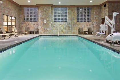 Pool | Holiday Inn Express Hotel & Suites Portland-NW Downtown