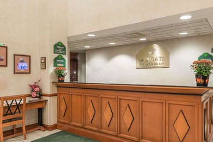Lobby | Wingate by Wyndham Indianapolis Airport-Rockville Rd.