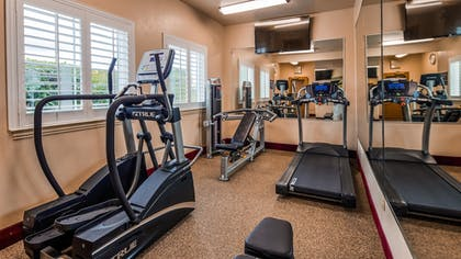 Fitness Facility | Best Western Plus Denton Inn & Suites
