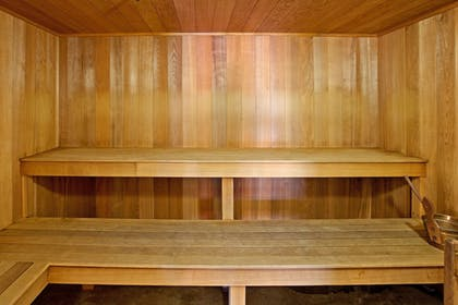 Sauna | Holiday Inn Express Hotel & Suites Murray
