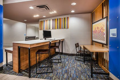 Business Center | Holiday Inn Express Hotel & Suites Murray