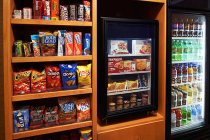 Snack Bar | Fairfield Inn and Suites by Marriott Indianapolis East