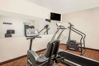 Fitness Facility   Microtel Inn & Suites by Wyndham Amarillo