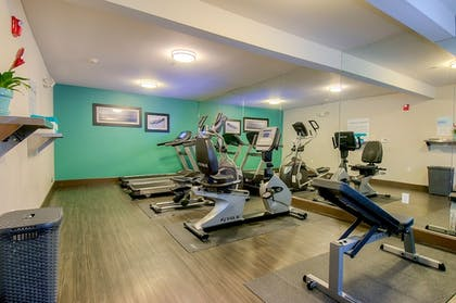Fitness Facility | Holiday Inn Express Hotel & Suites Carlsbad Beach