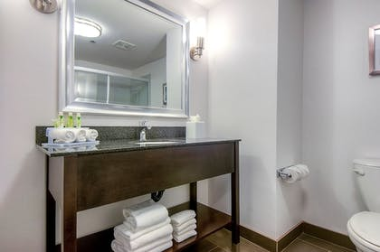 In-Room Amenity | Holiday Inn Express Hotel & Suites Carlsbad Beach