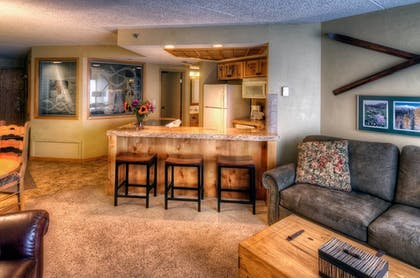 In-Room Kitchen | Beaver Run Resort & Conference Center