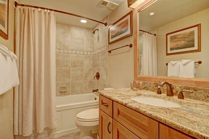 Bathroom | Beaver Run Resort & Conference Center