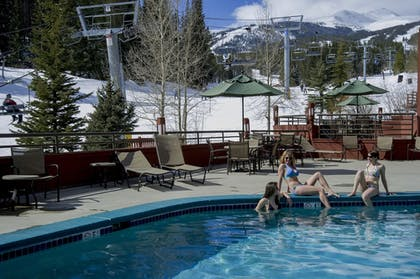 Outdoor Pool | Beaver Run Resort & Conference Center