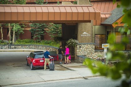 Interior Entrance | Beaver Run Resort & Conference Center