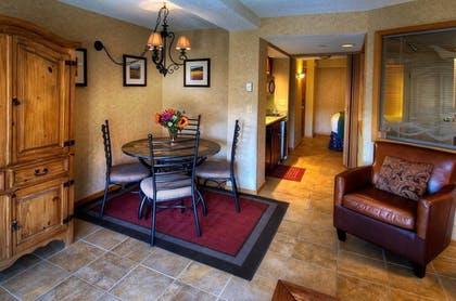 In-Room Kitchenette | Beaver Run Resort & Conference Center