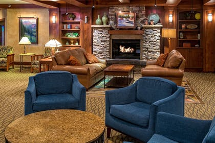 Fireplace | Beaver Run Resort & Conference Center