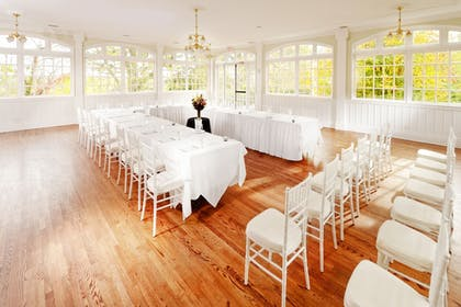 Banquet Hall | The Crescent Hotel and Spa