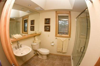 Bathroom | The Crescent Hotel and Spa