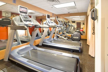 Fitness Facility | Holiday Inn Express Fort Bragg
