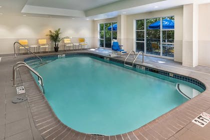 Sports Facility | Fairfield Inn and Suites by Marriott Perimeter Center