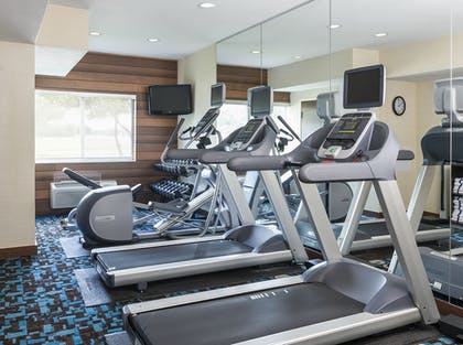 Fitness Facility | Fairfield Inn & Suites Houston Westchase