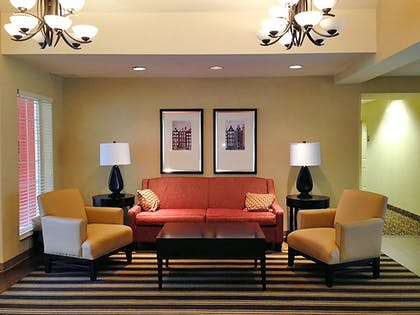 Lobby | Extended Stay America - Providence - Airport