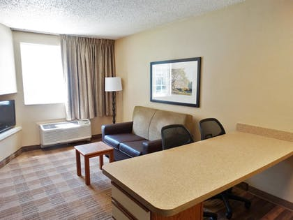 Guestroom | Extended Stay America - Providence - Airport
