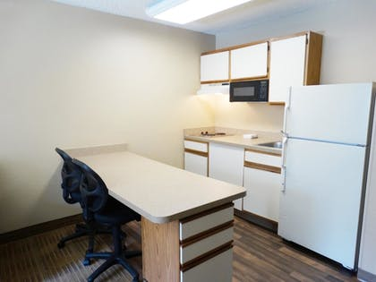 In-Room Kitchen | Extended Stay America - Providence - Airport