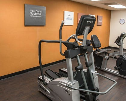 Fitness Facility | Super 8 by Wyndham Cherokee