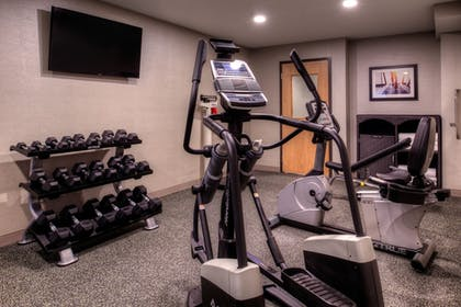 Fitness Facility | Best Western St. Clairsville Inn & Suites