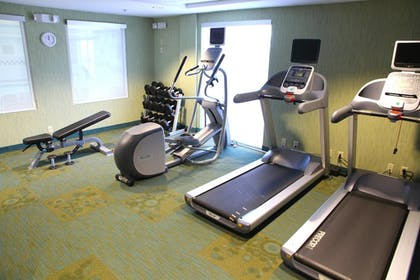 Sports Facility | Springhill Suites By Marriott Overland Park