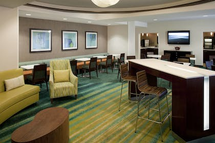 Lobby | Springhill Suites By Marriott Overland Park