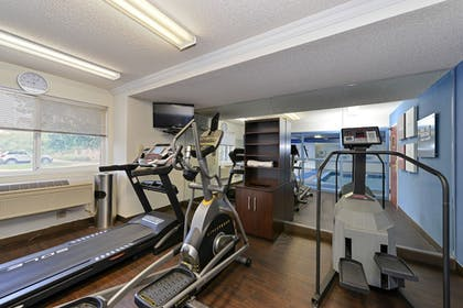 Fitness Facility   Quality Inn & Suites Denver North - Westminster
