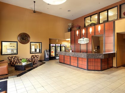 Reception | Crystal Inn Hotel & Suites West Valley City