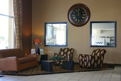 Lobby | Crystal Inn Hotel & Suites West Valley City