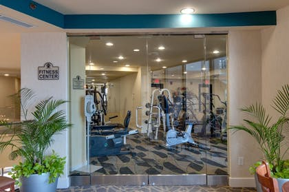 Fitness Facility | The Patricia Grand by Oceana Resorts