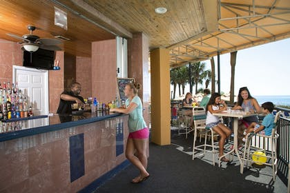 Poolside Bar | The Patricia Grand by Oceana Resorts