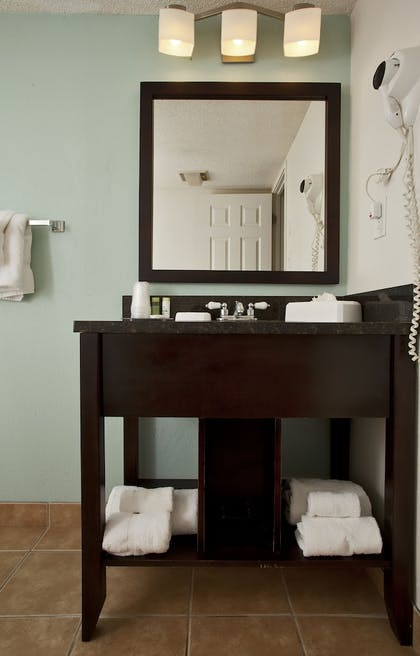 Bathroom Sink | The Patricia Grand by Oceana Resorts