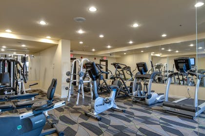 Gym | The Patricia Grand by Oceana Resorts
