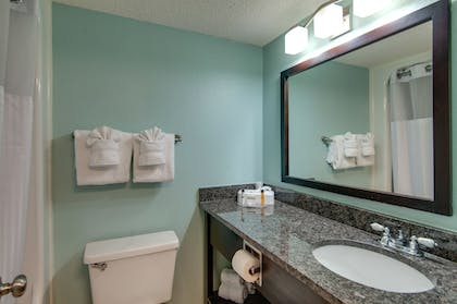 Bathroom | The Patricia Grand by Oceana Resorts