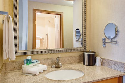In-Room Amenity | Holiday Inn Express Hotel & Suites Seattle - City Center