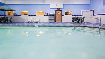 Pool | Holiday Inn Express Deforest