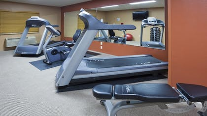 Fitness Facility | Holiday Inn Express Deforest