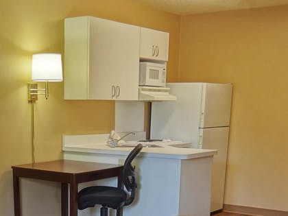 In-Room Kitchen | Extended Stay America - Raleigh - RDU Airport