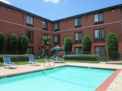 Pool | Extended Stay America, Houston, Northwest HWY 290, Hollister
