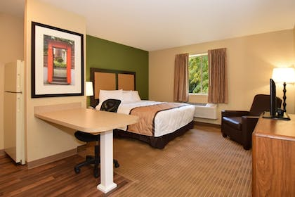 Guestroom | Extended Stay America, Houston, Northwest HWY 290, Hollister