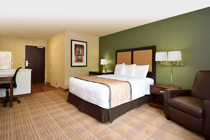 Guestroom | Extended Stay America Ft Wayne - South